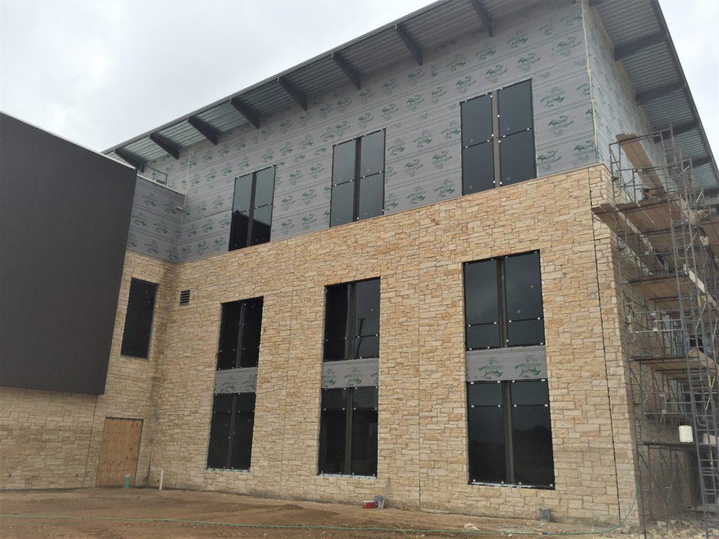 Houston 2nd Baptist Church Sharkskin Ultra SA