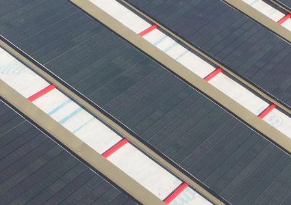 Sharkskin Roof Underlayment - Solar Roofs