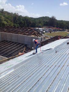 Fort Buchanan Puerto Rico Sharkskin Ultra SA