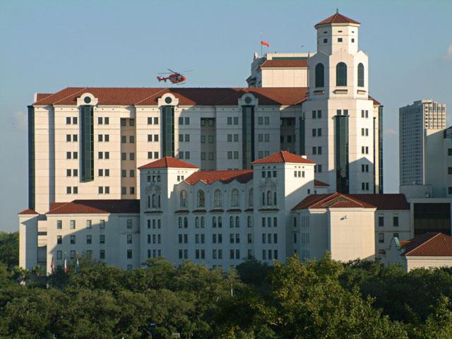 Herman Memorial Hospital Sharkskin Ultra SA