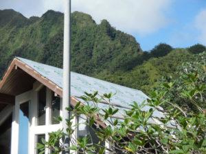 Reroof Sharkskin Ultra SA Over Plywood Oahu