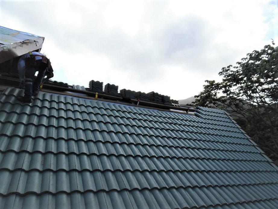 Sharkskin Ultra SA Oahu Tile Roof