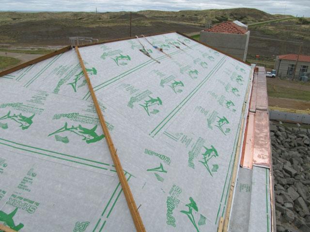 Sharkskin Ultra SA Under Flat Tile Fort Peck