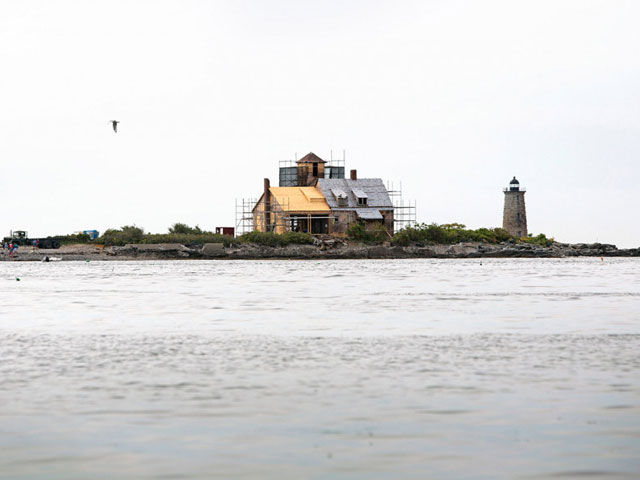 Sharkskin Ultra Maine Life Saving Station