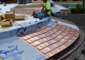 Sharkskin Ultra Copper Roof Hawaii