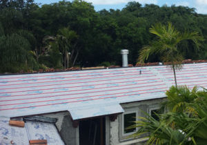Energy Saving Roof Miami