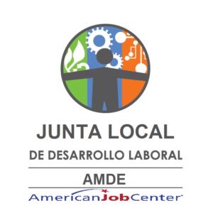 Logo de la Junta Local de AMDE