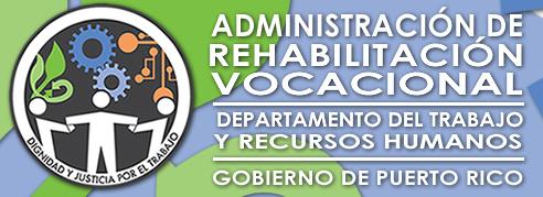 Logo Administracion de Rehabilitacion Vocacional
