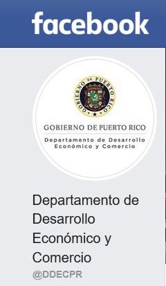 Departamento de Desarrollo Económino y Comercio