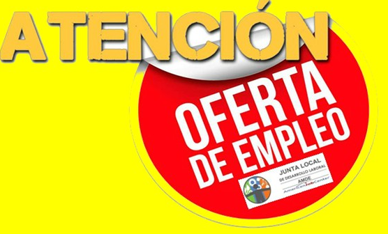 Oferta de empleo: Carolina Puerto Rico