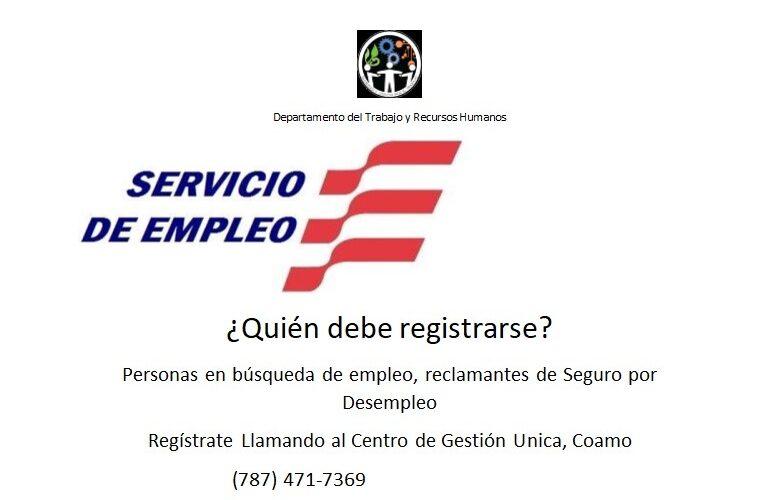 Servicios  de Empleo
