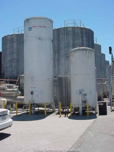 Liquid-nitrogen-bulk-tank-nitrogen-generator