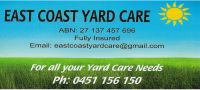 east coast yard care