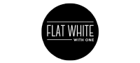 Flat White with one
