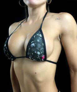 Sexy Nightmare Micro Bikini By OH LOLA SWIMWEAR