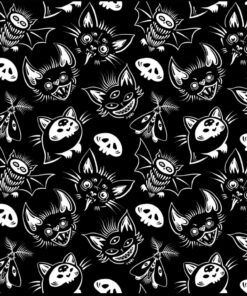 Sexy Nightmare by OH LOLA SWIMWEAR Print Pattern