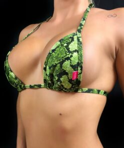 DRAGON SKIN BIKINI (TOP) BY OH LOLA SWIMWEAR