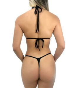 Neverland Micro Bikini By OH LOLA SWIMWEAR - Back