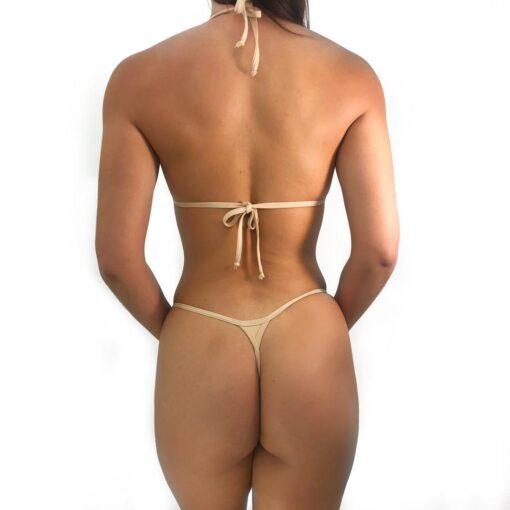 Garota Micro Bikini by OH LOLA SWIMWEAR - Back