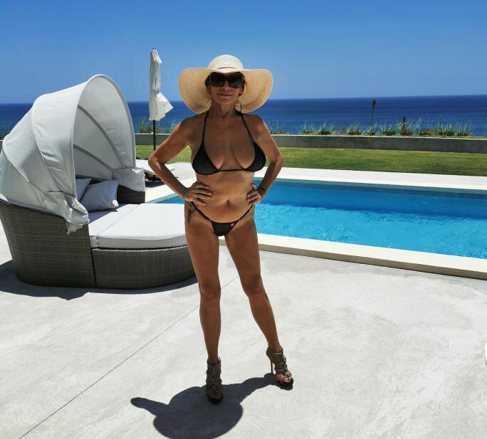 Sexy Hot Wife - @ocean_breeze_cove by OH LOLA SWIMWEAR