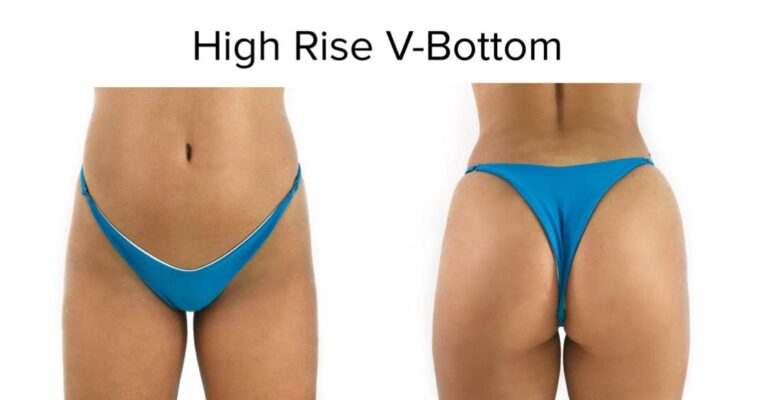 High Rise V-Bottom