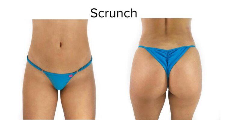 Scrunch Bottom