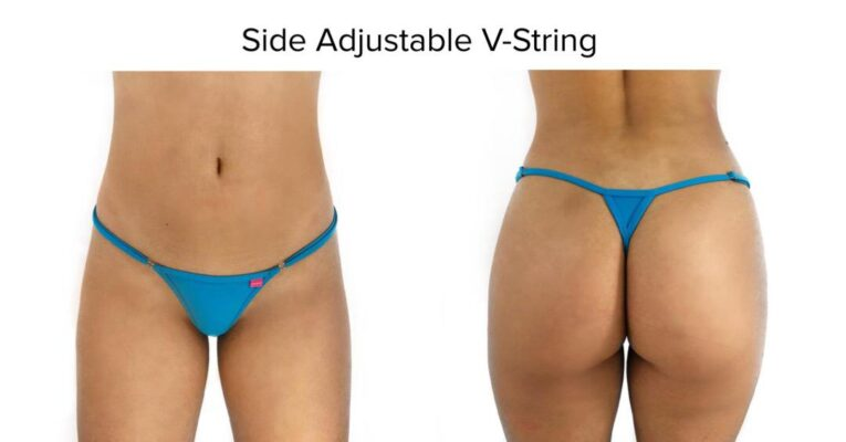 Side Adjustable V-String