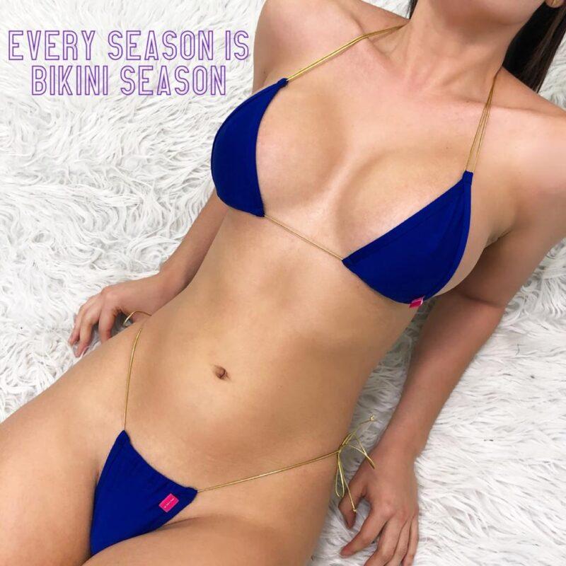New String Micro Bikinis By OH LOLA SWIMWEAR