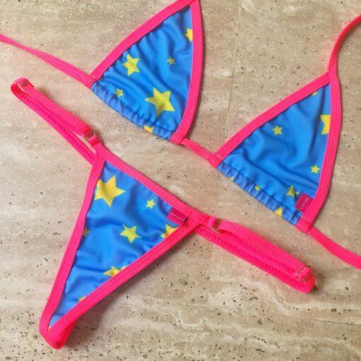 Australis Micro Bikini by OH LOLA SWIMWEAR