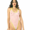 Desire One-Piece Swimsuit by OH LOLA SWIMWEAR