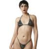 Sexy Camo Micro Bikini by OH LOLA SWIMWEAR