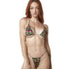 Gotcha String Micro Bikini by OH LOLA SWIMWEAR