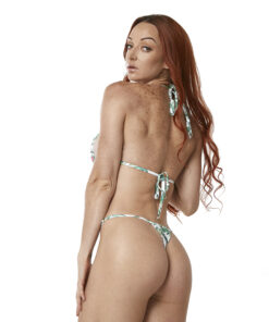 Paradise Micro Bikini by OH LOLA SWIMWEAR - Rear