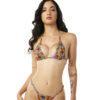 Jardin Micro Bikini by OH LOLA SWIMWEAR