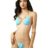 Bimini String Micro Bikini by OH LOLA SWIMWEAR