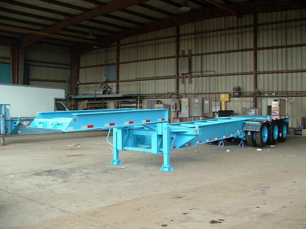 Tri-Axle Chassis