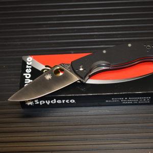 Spyderco Para 3 CPM-S110V Blurple C223GPDBL - LANTAC Knives