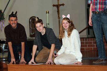 8th Grade Actore