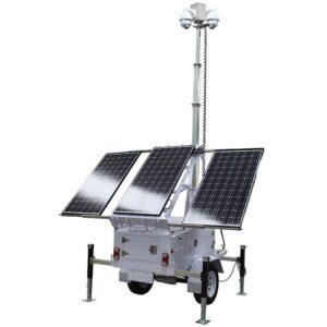 SOLAR CCTV