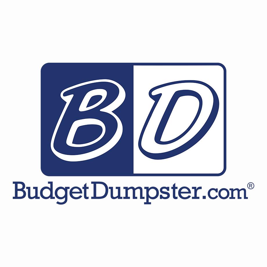 Budget Dumpster Logo
