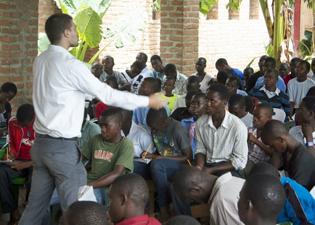 160 Determined to Develop Students Attend Youth Leadership Workshop 3