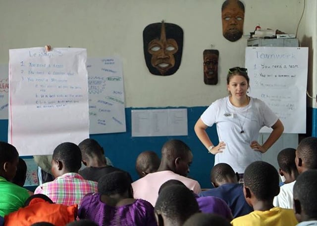 2016 Determined to Develop Malawi Youth Leadership Workshop 4