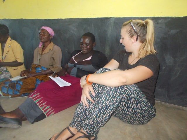 Determined to Develop Adult Literacy School Making a Difference