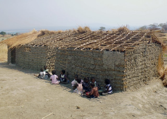 Determined to Develop Completes Phulano Nursery School 4