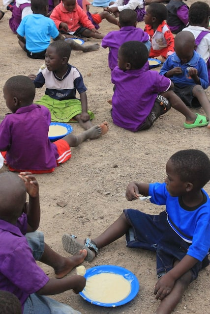 Determined to Develop Maize for School Feeding Program Arrives 2