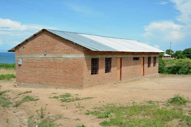Determined to Develop builds a new nursery school 2