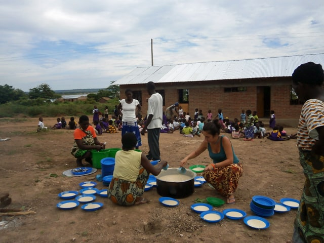 Determined to Develop builds a new nursery school 6