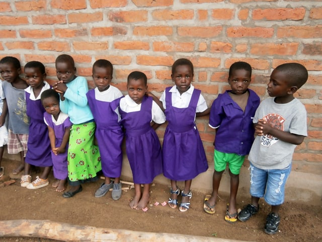 Determined to Develop builds a new nursery school 7