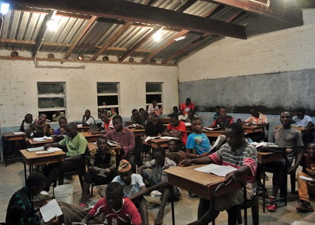 Khwawa High School Gets Electricity With Help From Determined to Develop 2