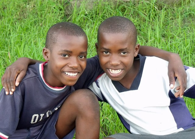 Meet Determined to Develop Sponsored Youth and Twins